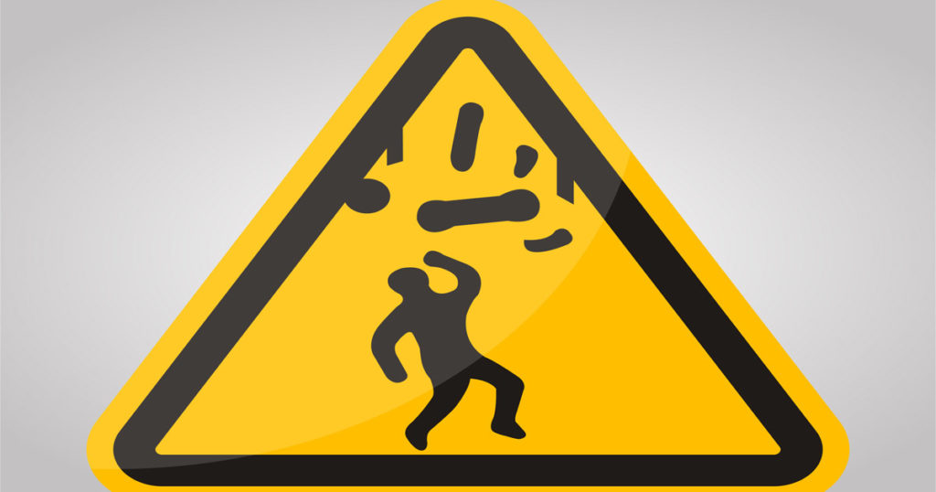 Falling Objects and Catastrophic Injuries