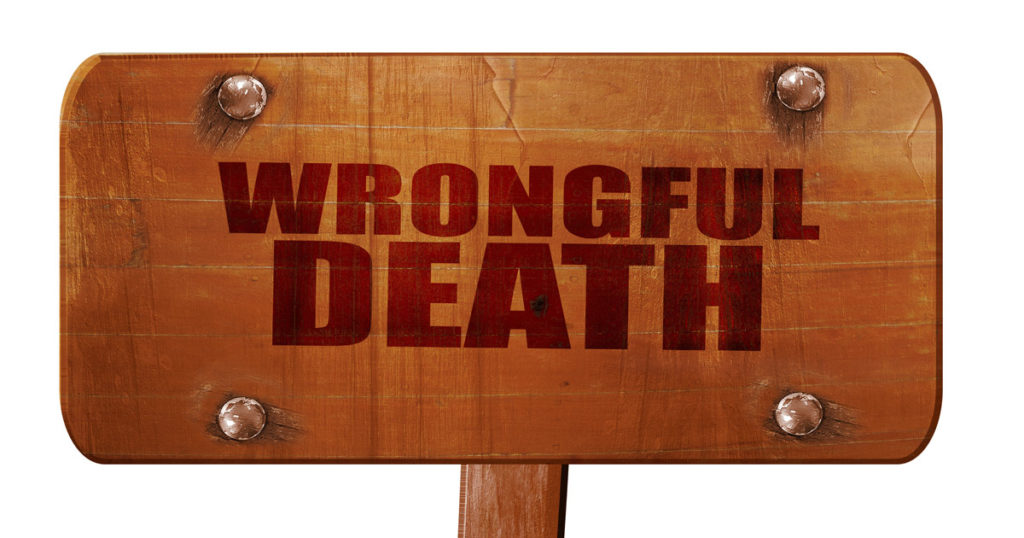 Elements and Proof of Negligence in Wrongful Death Lawsuits