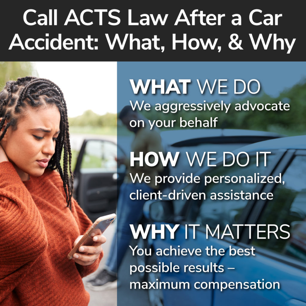 Los Angeles Catastrophic Injury Lawyers fight hard for the rights of injured car accident victims and their families.