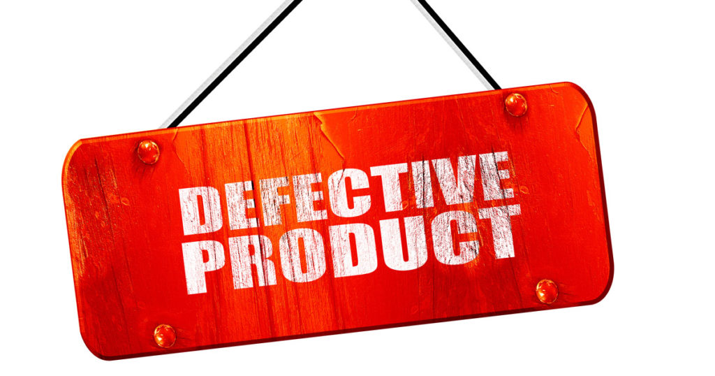 When Defective Products Harm Innocent Consumers