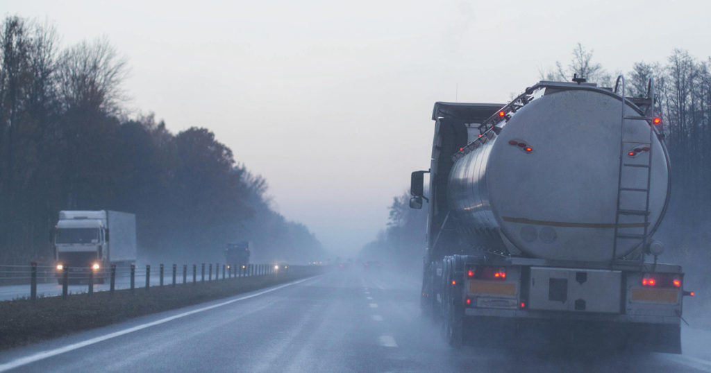 Can Poor Road Conditions Increase the Risk of Truck Accidents?
