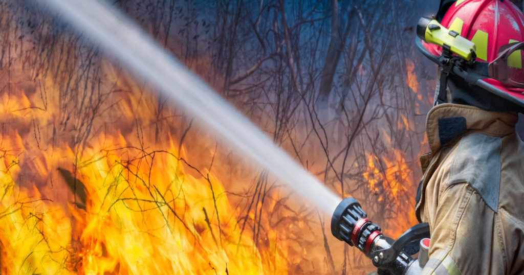 How Do I Recover Compensation for Property Damage from a Wildfire?