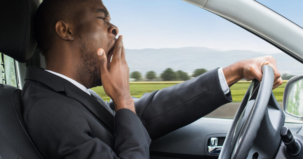 How Serious is Drowsy Driving in the United States?