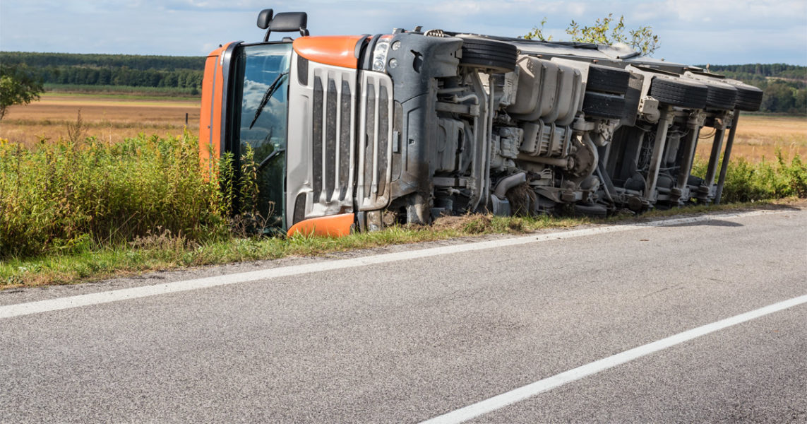 What Are the Most Common Causes of Truck Accidents?